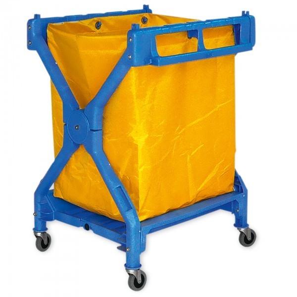Wäschewagen - Kunststoff - zusammenklappbar