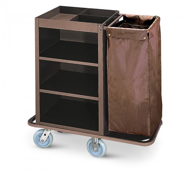Wäschewagen - Stahlrahmen - 3 Etagen